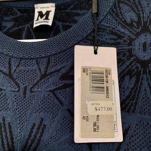 Missoni Dresses - Missoni   New Tag Dress Italian 42 American 6